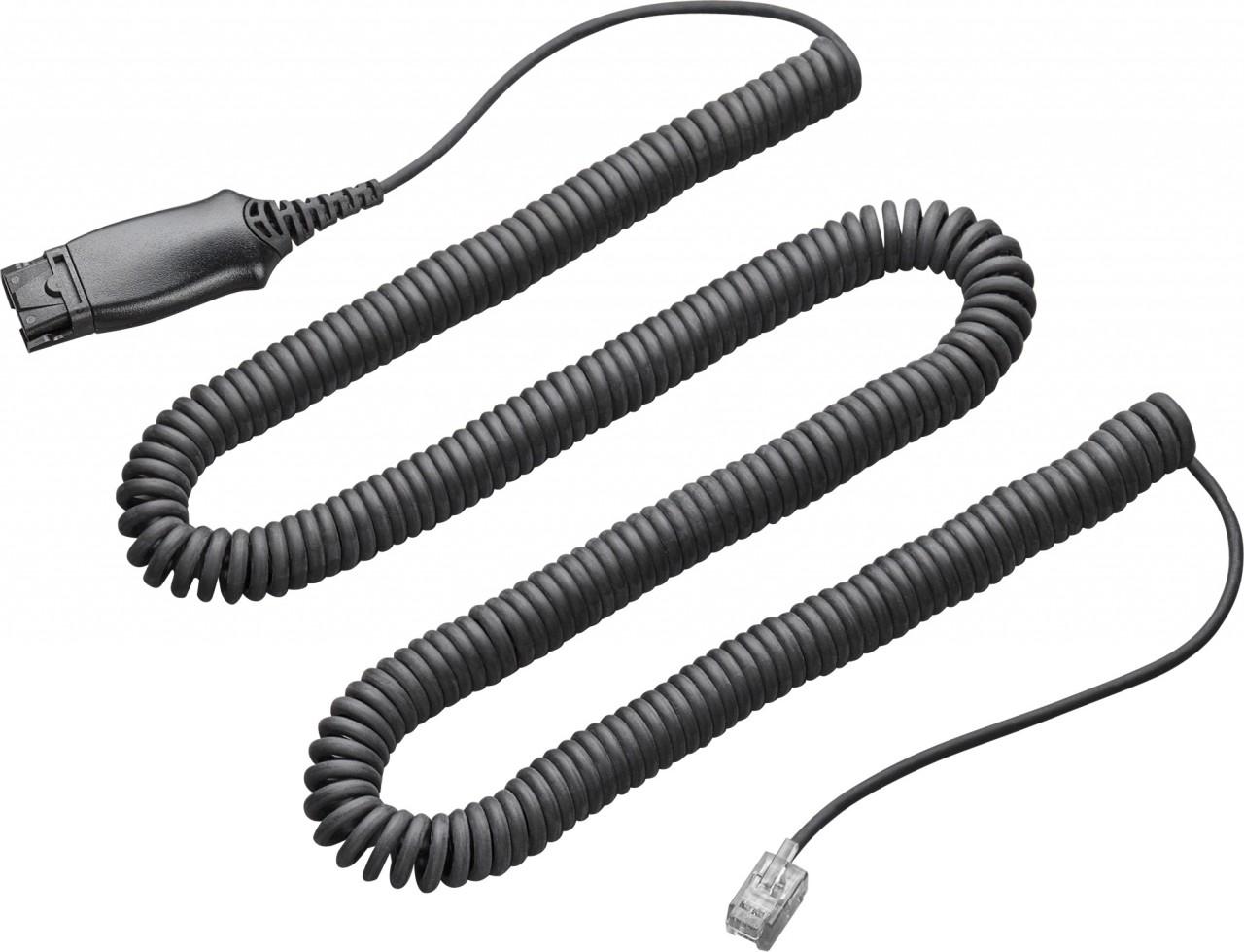 Plantronics HIS cable