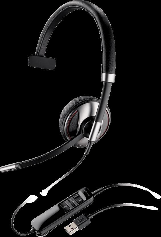 Plantronics BLACKWIRE C710-M USB Headset