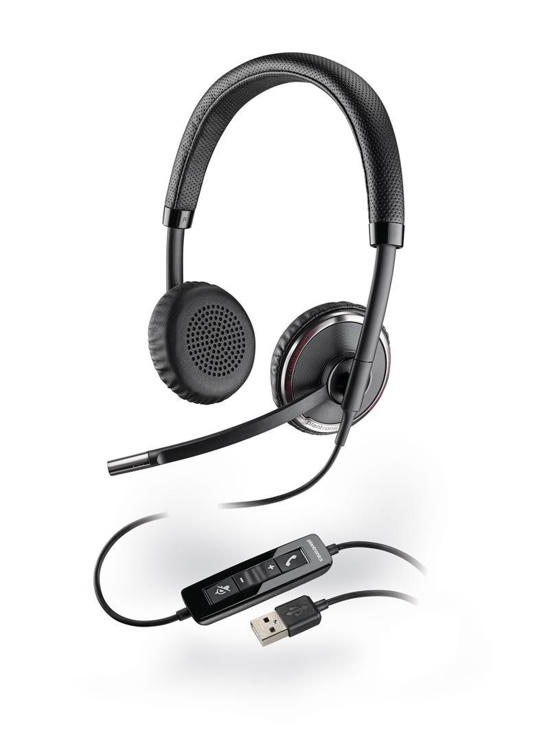 Plantronics BLACKWIRE C520 USB Headset