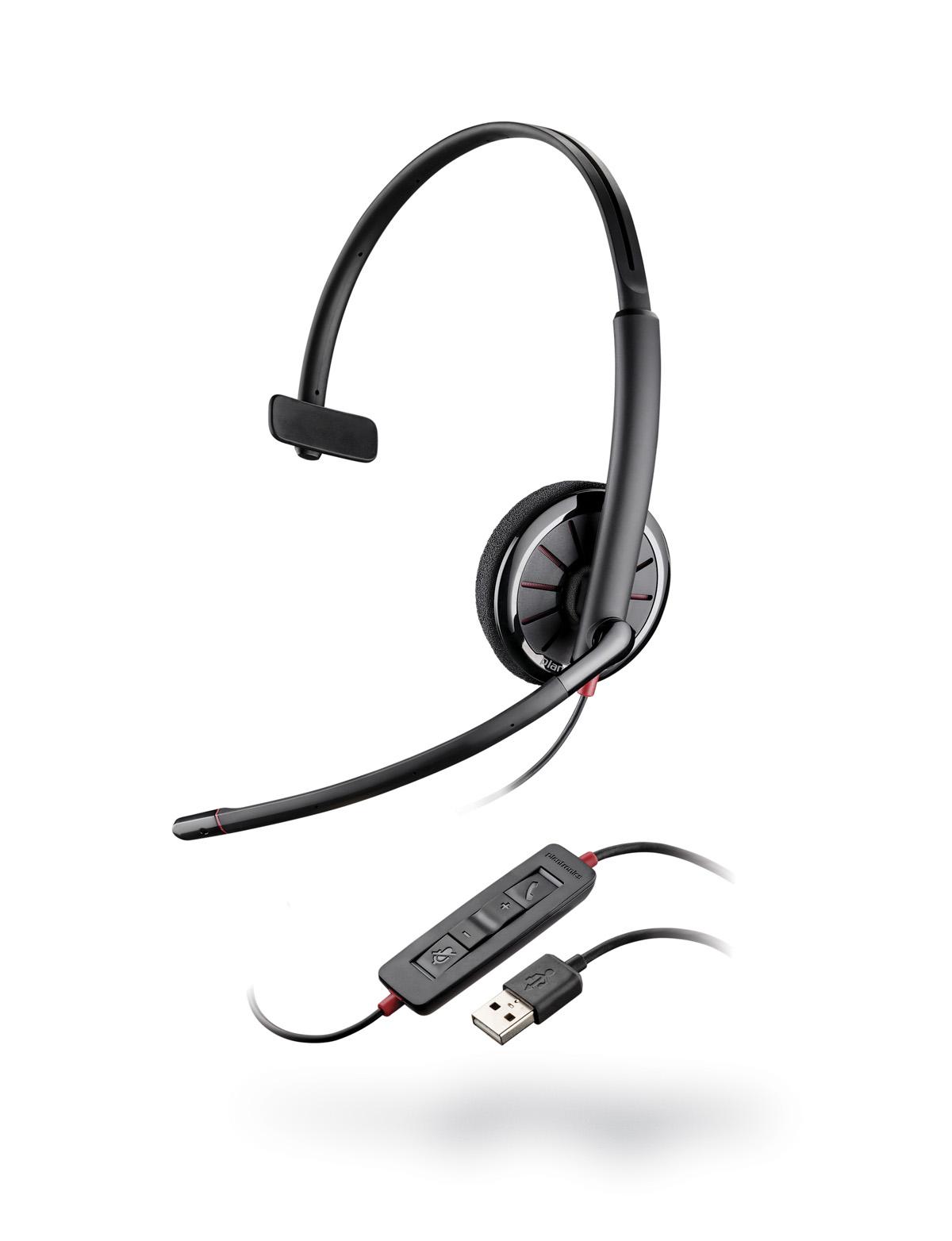 Plantronics BLACKWIRE C310-M USB Headset