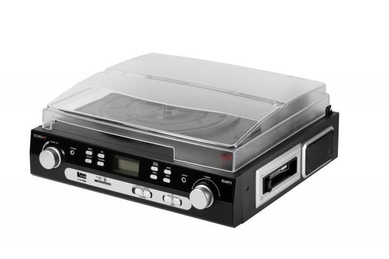 Technaxx USB gramofon/konvertor TX-22