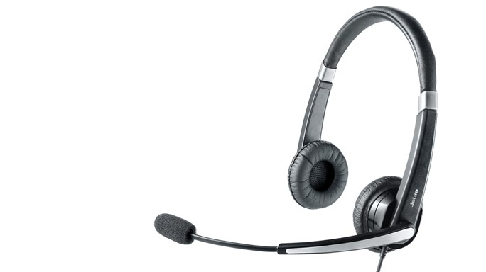 Jabra UC VOICE 550, Duo, USB, NC, MS