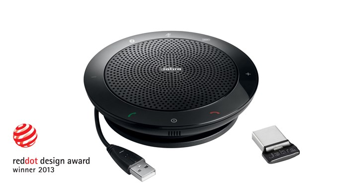 Jabra SPEAK 510+, USB, BT, LINK 360