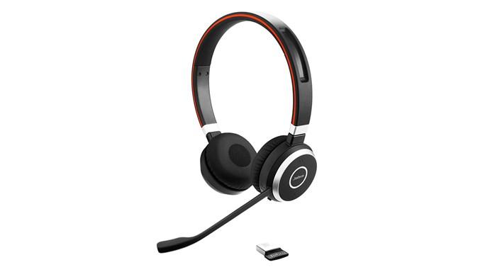 Jabra Evolve 65, Duo, USB-BT - 6599-829-409