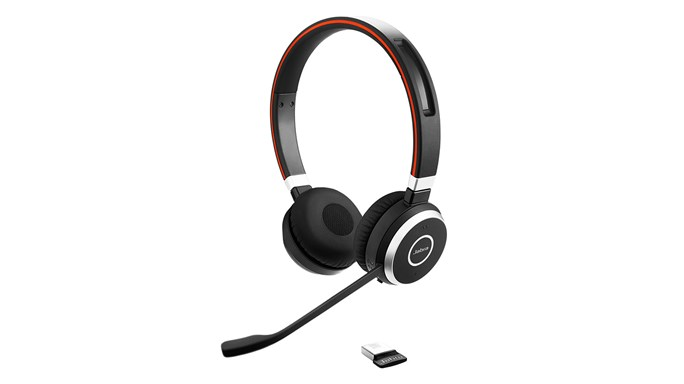 Jabra Evolve 65, Duo, USB-BT, MS