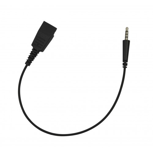 Jabra Headset Cord - Speak, Jack-QD