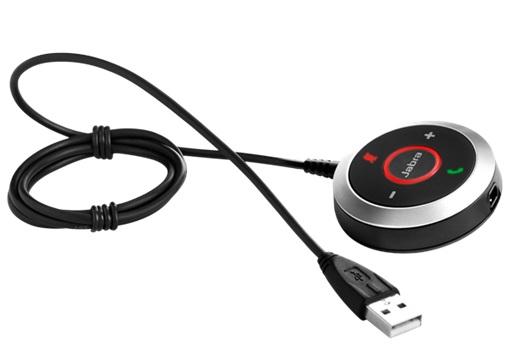 Jabra Evolve 40 Link, USB-Jack
