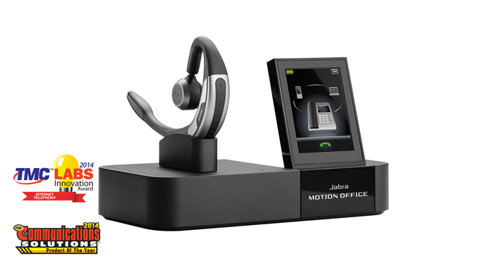 Jabra MOTION OFFICE UC, MS
