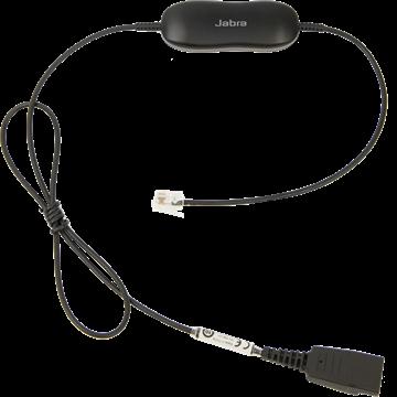 Jabra Smart Cord, QD-RJ9, straight