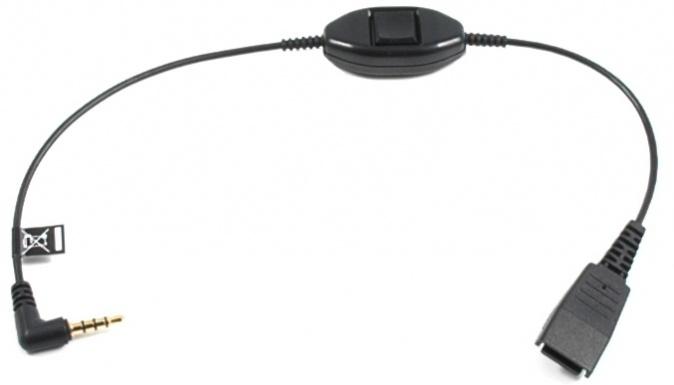 Jabra QD-3,5 mm, Nokia