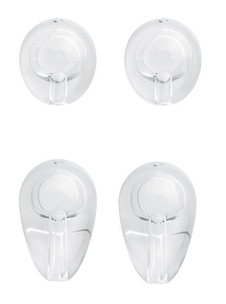 Jabra Ear gels - UC 250 (10ks)