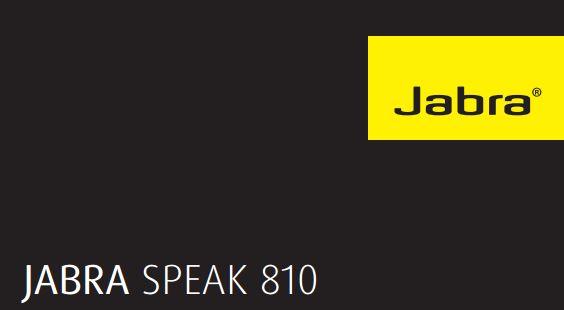Jabra Power external kit - Speak 810