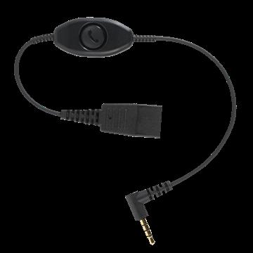 Jabra Link Mobile, QD-3,5 mm
