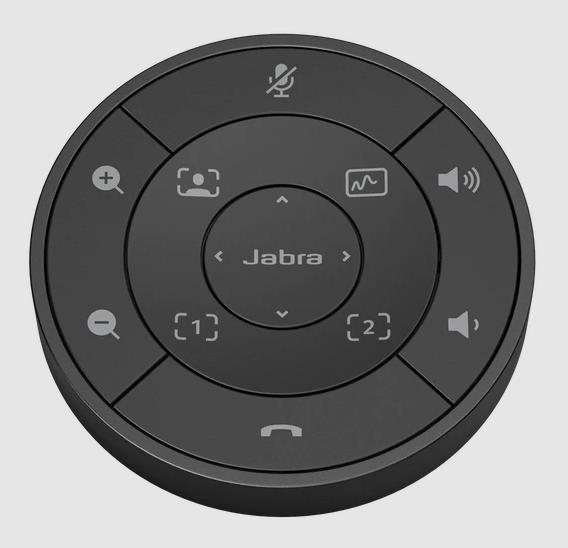 Jabra PanaCast 50 Remote, Black - 8220-209