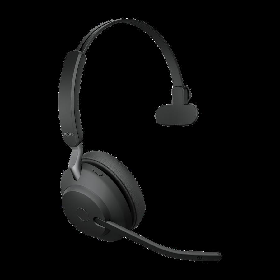 Jabra Evolve2 65, Link380a MS Mono Black - 26599-899-999