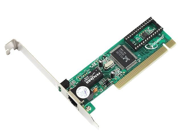 GEMBIRD 100Base-TX PCI fast ethernet karta - NIC-R1