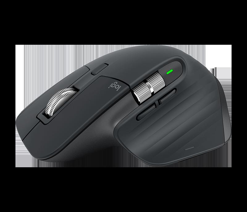 myš Logitech MX Master 3 graphite - 910-005694