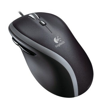 Akce_myš Logitech M500 Laser Mouse, USB, N