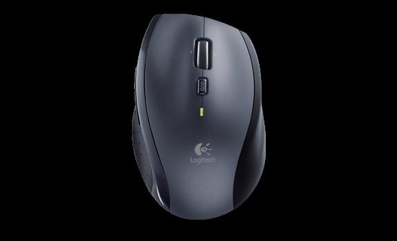 myš Logitech Wireless Mouse M705 nano,silver