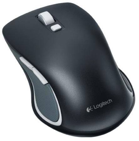 myš Logitech Wireless Mouse M560, black N