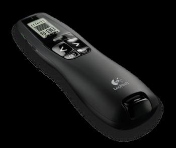 Logitech Wireless Presenter R700, 2.4 GHz, USB