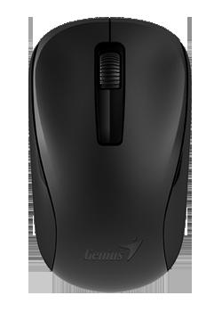 myš GENIUS NX-7005,USB Black, Blue eye