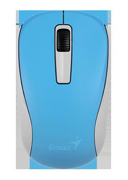 myš GENIUS NX-7005,USB Blue, Blue eye