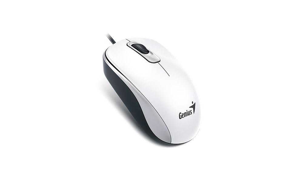 Myš GENIUS DX-110 USB white