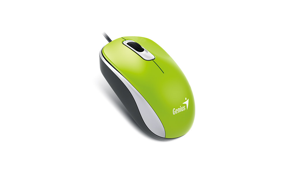 Myš GENIUS DX-110 USB green