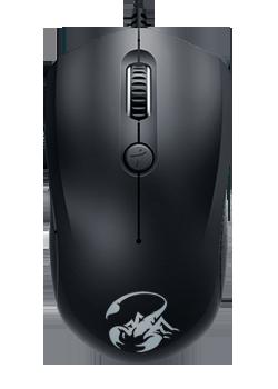 Myš GENIUS M6-600, USB black