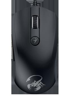 Myš GENIUS M8-610, USB black