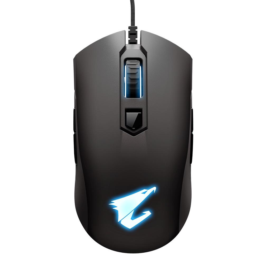 Myš GIGABYTE Aorus M4 USB 6400dpi - GM-AORUS M4