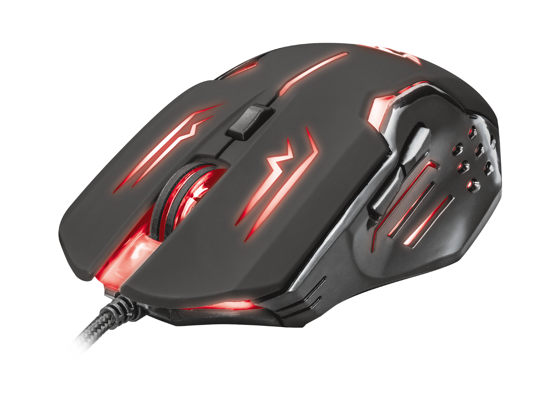 myš TRUST GXT 108 Rava Illuminated Gaming Mouse