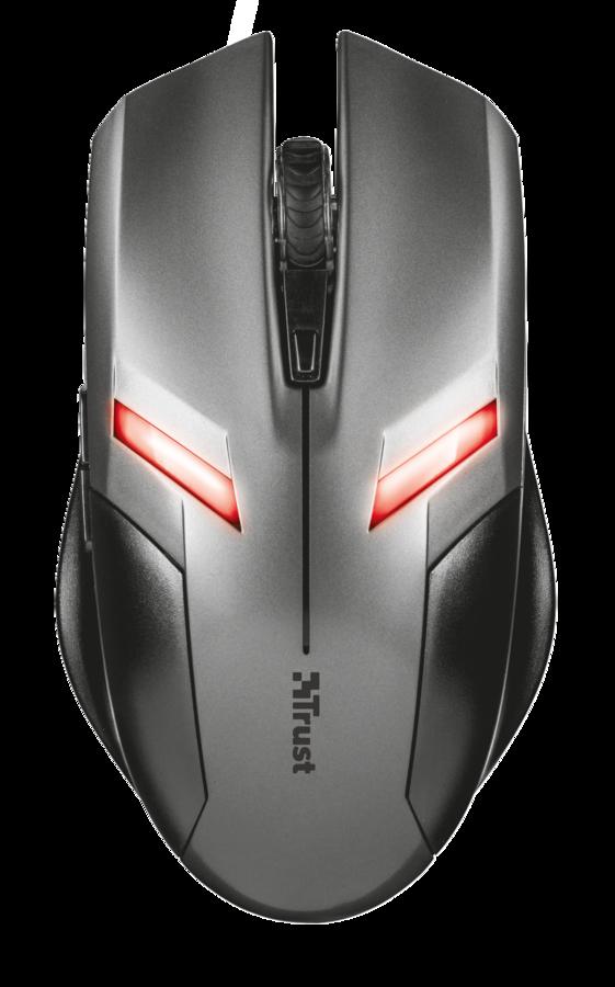 myš TRUST Ziva Gaming Mouse
