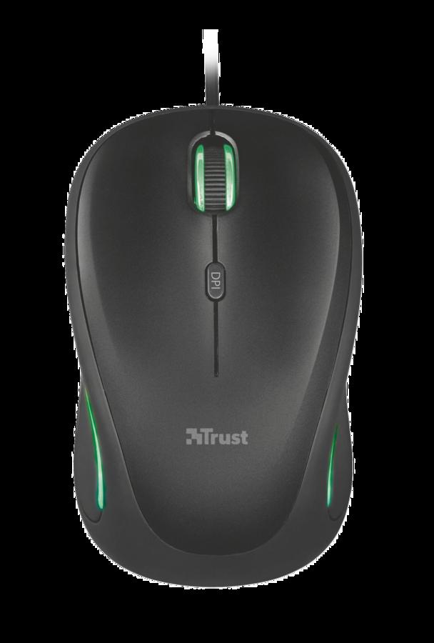 myš TRUST Yvi FX compact mouse