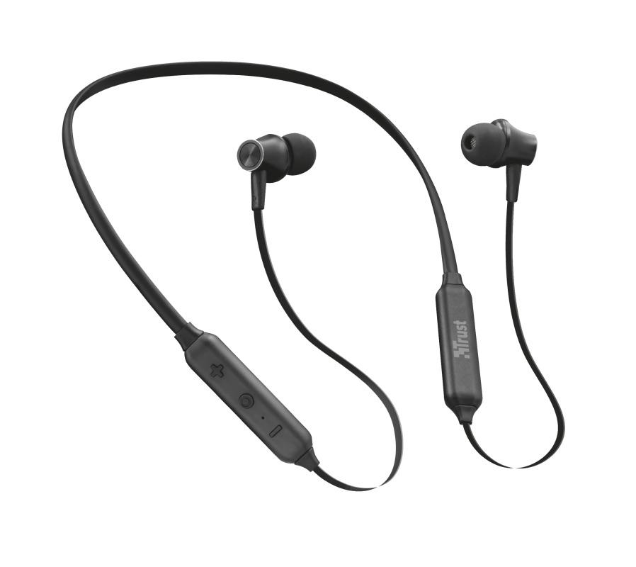 TRUST Ludix Lightweight Bluetooth Wireless Sports Earphones - 23108