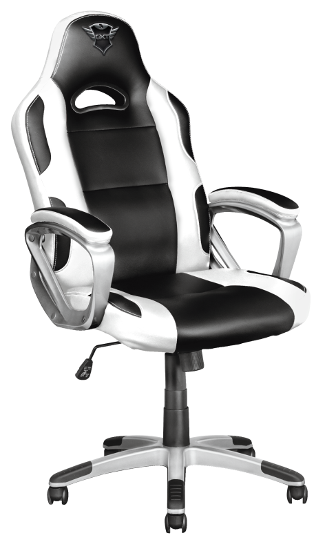 TRUST GXT 705W Ryon Gaming chair - white - 23205
