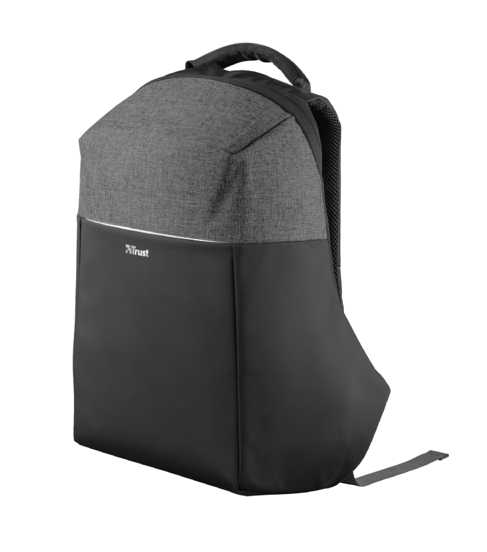 "TRUST TRUNox Anti-theft Backpack for 16"" laptops - black"