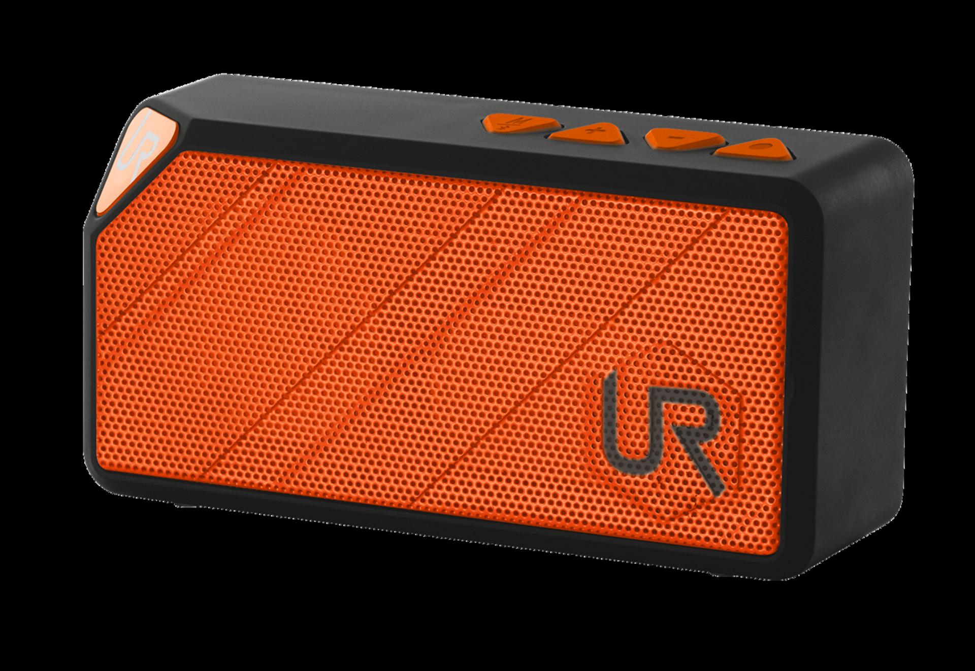 TRUST Urban Yzo Wireless Speaker,  orange