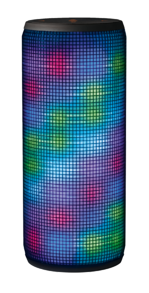 TRUST Urban Dixxo Bluetooth Wireless Speaker-grey