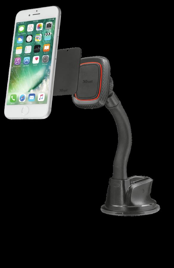 TRUST Veta Premium Magnetic Smartphone Holder