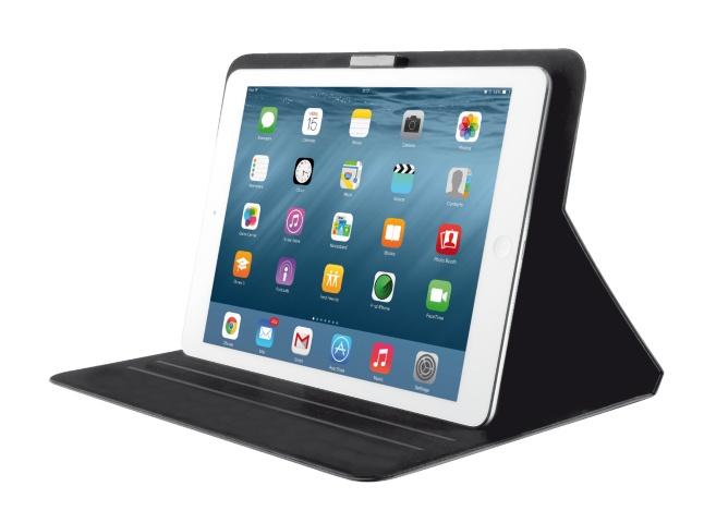 TRUST Aeroo Ultrathin Folio Stand for iPad 2/3/4/Air/Air 2 - black