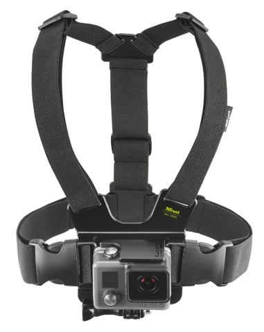 TRUST Chest Mount Harness for action cameras