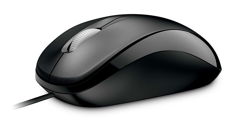 Microsoft Compact Optical Mouse 500 USB, černá