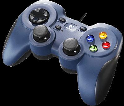 Logitech Gamepad F310, USB - 940-000135