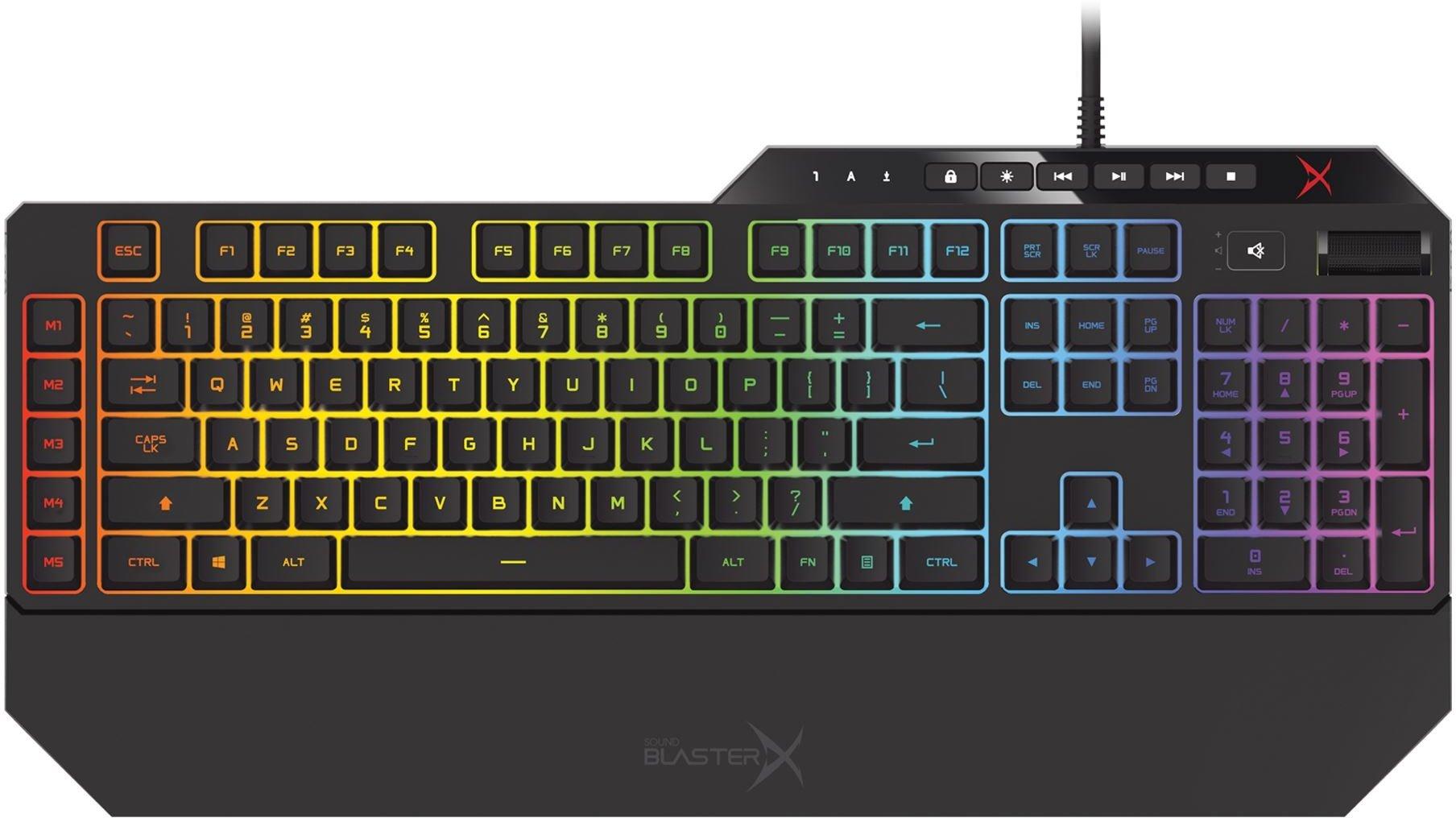 Creative SB X Vanguard  K08 - US