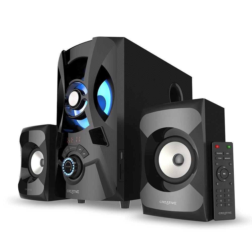 Creative Labs Speakers 2.1 bluetooth SBS E2900 - 51MF0490AA001