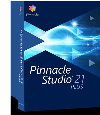 Pinnacle Studio 21 Plus ML EU