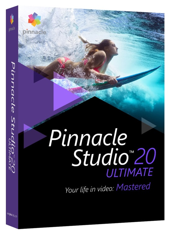 Pinnacle Studio 20 Ultimate CZ