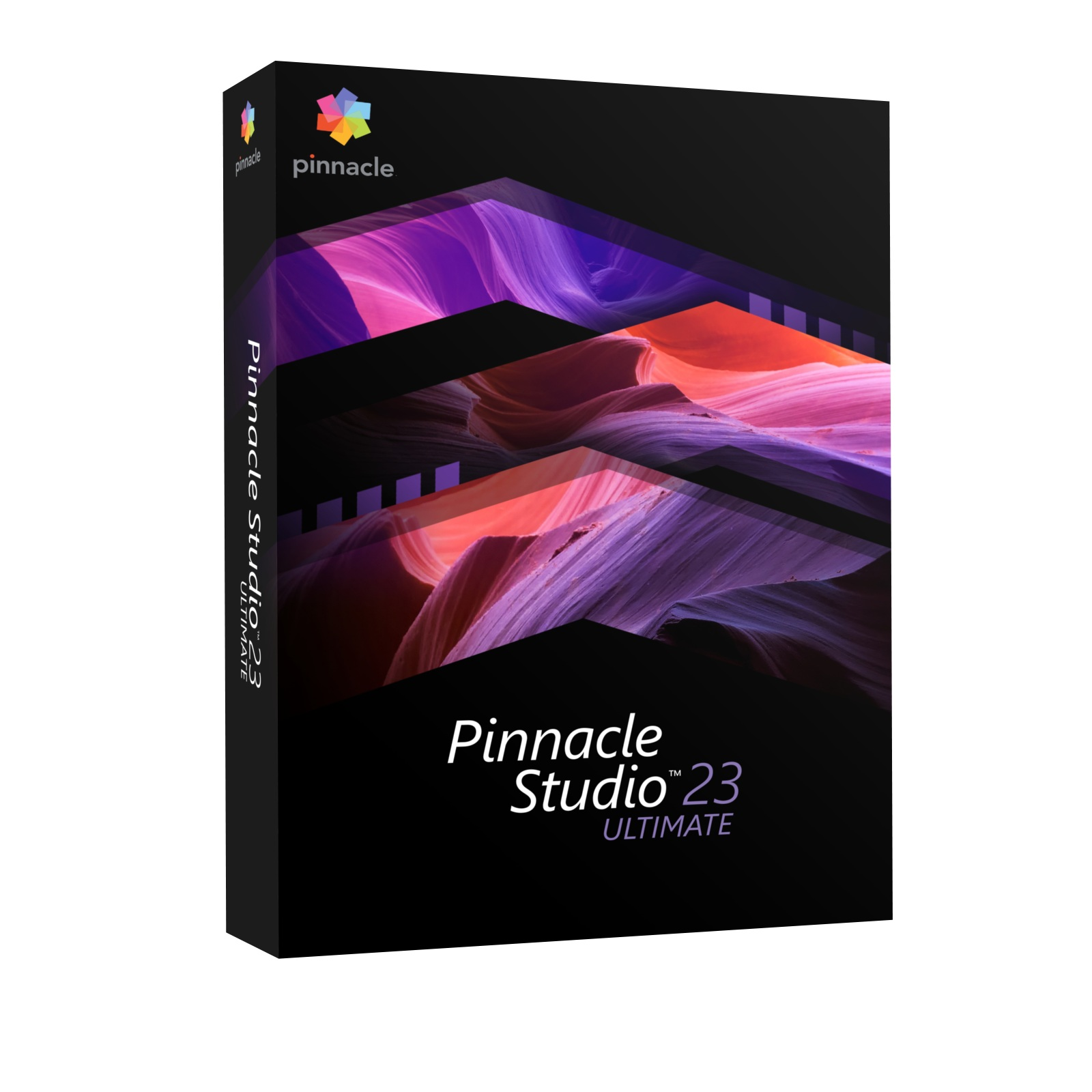 Pinnacle Studio 23 Ultimate (box) CZ